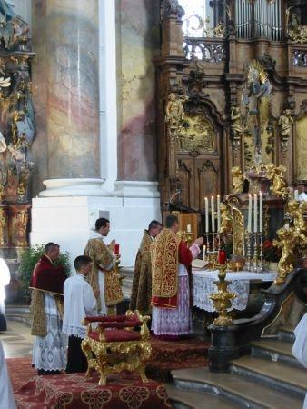 La messe Tridentine